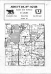 Lake Mary T127N-R38W, Douglas County 1981 Published by Directory Service Company